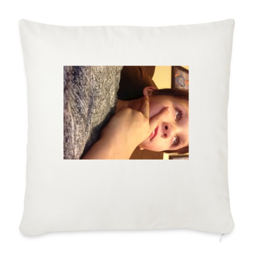 "Lukas - Throw Pillow Cover 18"" x 18"""