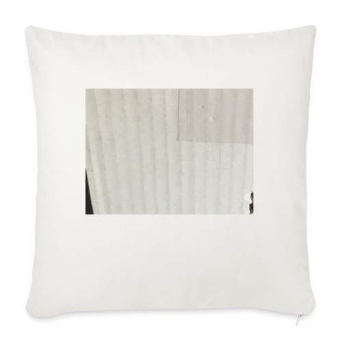 "image - Throw Pillow Cover 18"" x 18"""