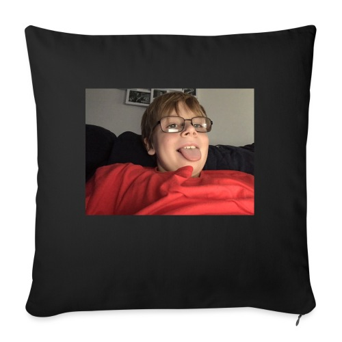 """Lol - Throw Pillow Cover 17.5"""" x 17.5"""""""