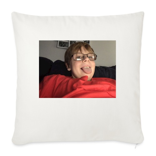 """Lol - Throw Pillow Cover 18"""" x 18"""""""