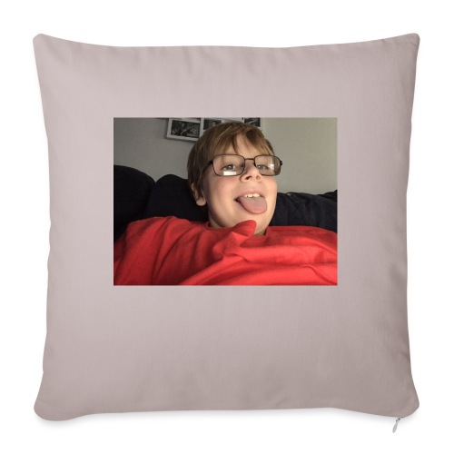 "Lol - Throw Pillow Cover 17.5"" x 17.5"""