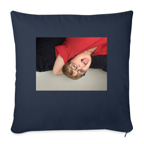 """Me - Throw Pillow Cover 17.5"""" x 17.5"""""""