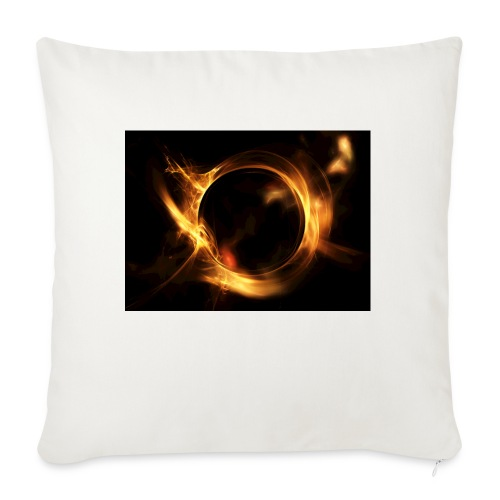 "Fire Extreme 01 Merch - Throw Pillow Cover 17.5"" x 17.5"""