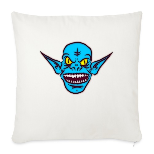 "Troll - Throw Pillow Cover 17.5"" x 17.5"""