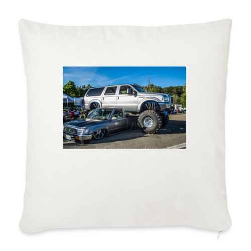 "FB IMG 1494137390200 - Throw Pillow Cover 18"" x 18"""