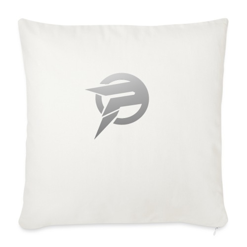 "2dlogopath - Throw Pillow Cover 18"" x 18"""