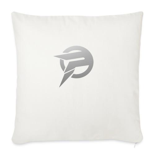 "2dlogopath - Throw Pillow Cover 18"" x 18"""