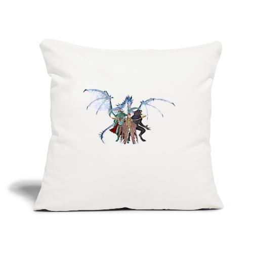 """Tainted Blood True Hybrid Mod - Throw Pillow Cover 17.5"""" x 17.5"""""""