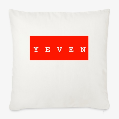 """Yevenb - Throw Pillow Cover 18"""" x 18"""""""