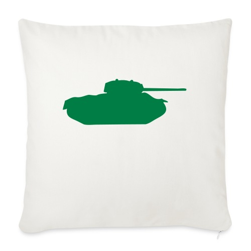 "T49 - Throw Pillow Cover 17.5"" x 17.5"""