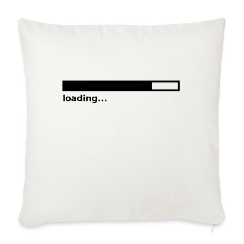 """loading - Throw Pillow Cover 18"""" x 18"""""""