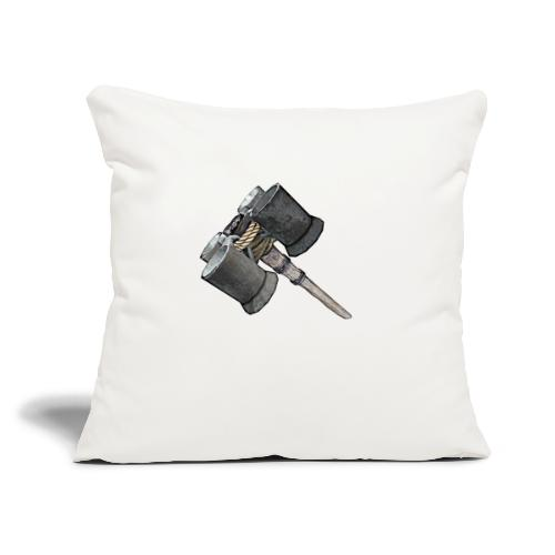 """Weaponized Junk Mod - Throw Pillow Cover 17.5"""" x 17.5"""""""
