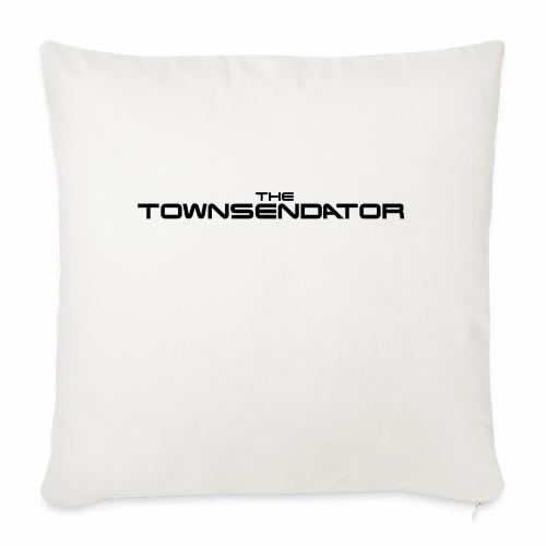 "townsendator - Throw Pillow Cover 18"" x 18"""