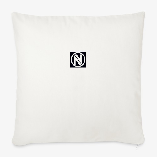"NV - Throw Pillow Cover 17.5"" x 17.5"""