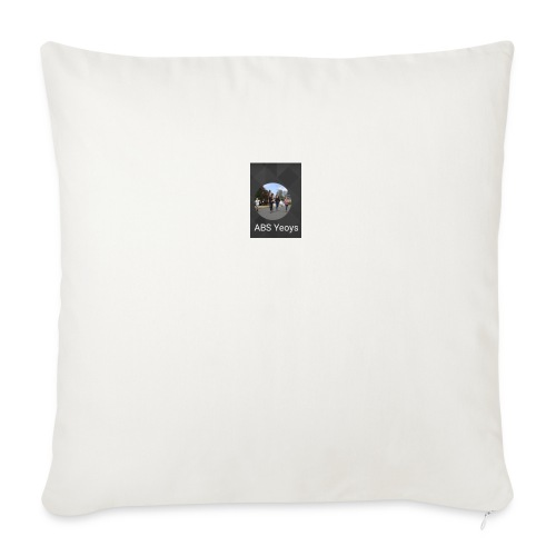 """ABSYeoys merchandise - Throw Pillow Cover 18"""" x 18"""""""