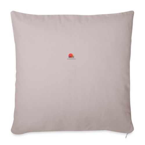 "logo for lucas - Throw Pillow Cover 18"" x 18"""