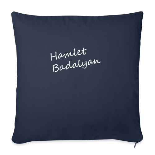 "HB - Throw Pillow Cover 18"" x 18"""