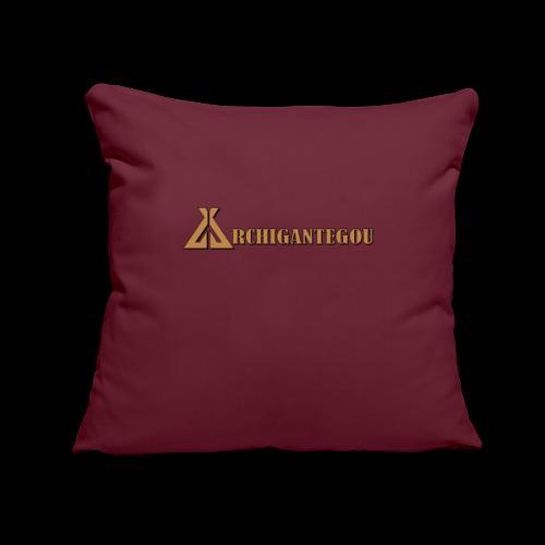 """Archigantegou - Throw Pillow Cover 17.5"""" x 17.5"""""""