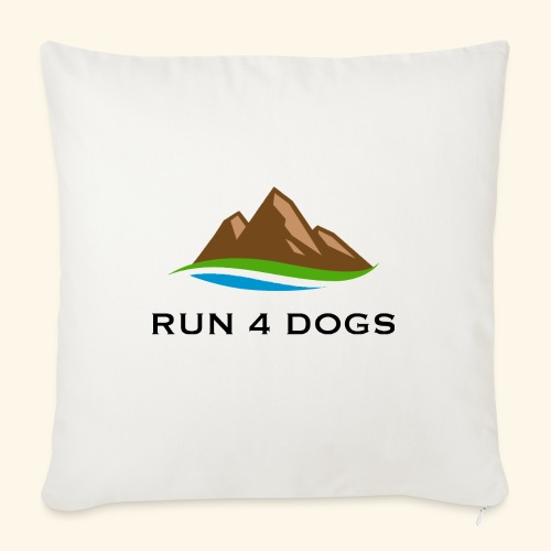 """RFD 2018 - Throw Pillow Cover 17.5"""" x 17.5"""""""