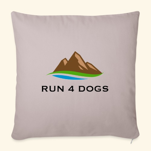 "RFD 2018 - Throw Pillow Cover 18"" x 18"""