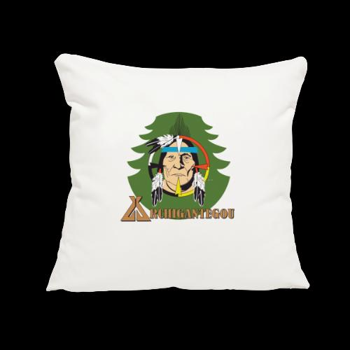 "Archigantegou Logo Color - Throw Pillow Cover 17.5"" x 17.5"""