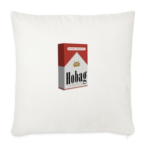 "M4RLBORO Hobag Pack - Throw Pillow Cover 18"" x 18"""