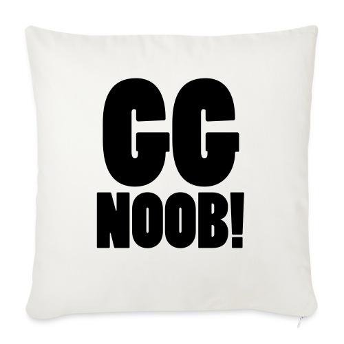 """GG Noob - Throw Pillow Cover 18"""" x 18"""""""