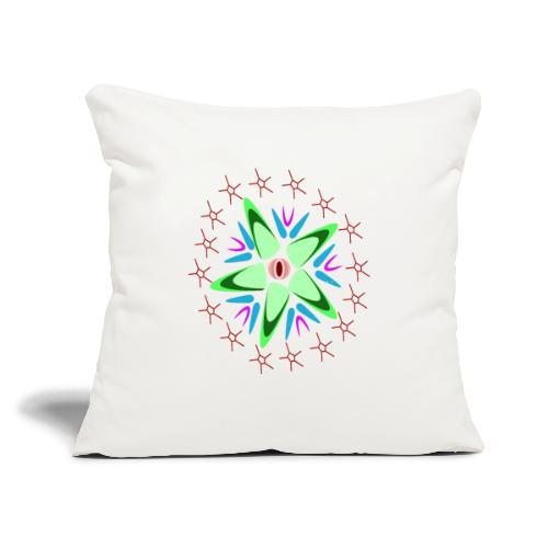"""The Augustow - Throw Pillow Cover 17.5"""" x 17.5"""""""