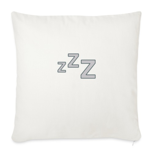 """Late Night Thought - Throw Pillow Cover 18"""" x 18"""""""