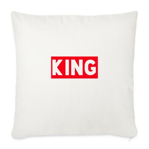 """KingDefineShop - Throw Pillow Cover 18"""" x 18"""""""