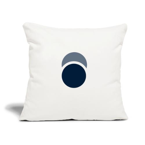 """Eclipse - Throw Pillow Cover 18"""" x 18"""""""