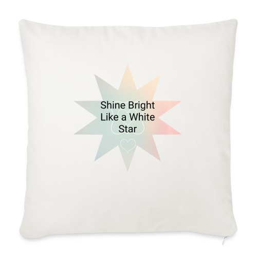 "Photo 1514476838633 - Throw Pillow Cover 18"" x 18"""