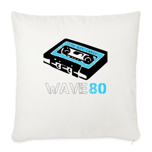 "Alt Logo - Throw Pillow Cover 18"" x 18"""
