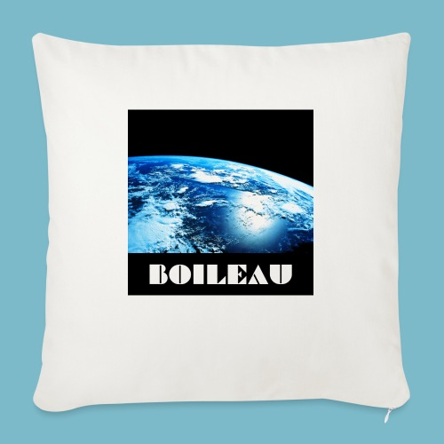 """13 - Throw Pillow Cover 18"""" x 18"""""""