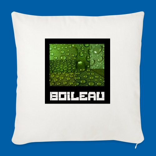 """8 - Throw Pillow Cover 18"""" x 18"""""""