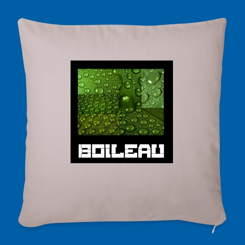 "8 - Throw Pillow Cover 18"" x 18"""