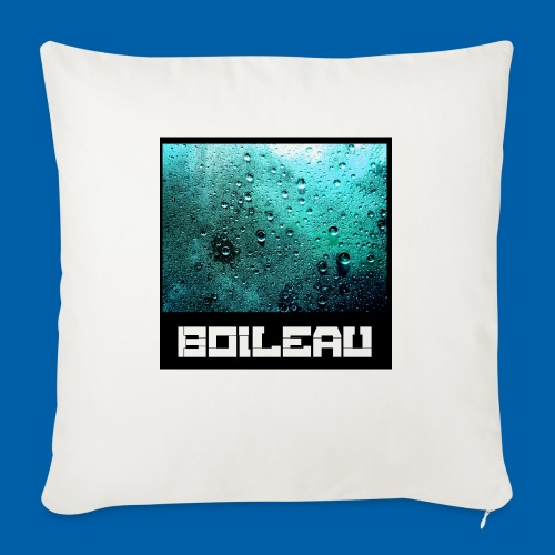 """9 - Throw Pillow Cover 18"""" x 18"""""""