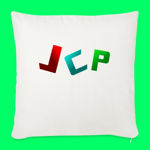 "JCP 2018 Merchandise - Throw Pillow Cover 18"" x 18"""