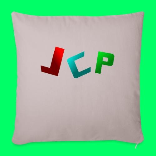 "JCP 2018 Merchandise - Throw Pillow Cover 17.5"" x 17.5"""
