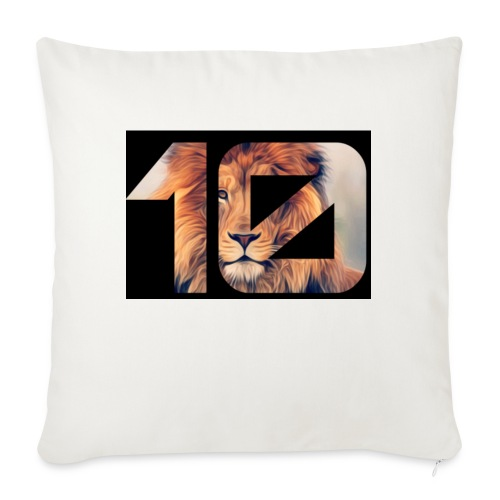 """YRBN - Throw Pillow Cover 18"""" x 18"""""""