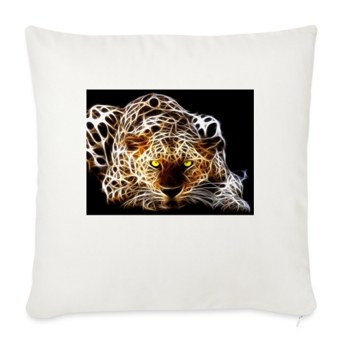 """close for people and kids - Throw Pillow Cover 17.5"""" x 17.5"""""""