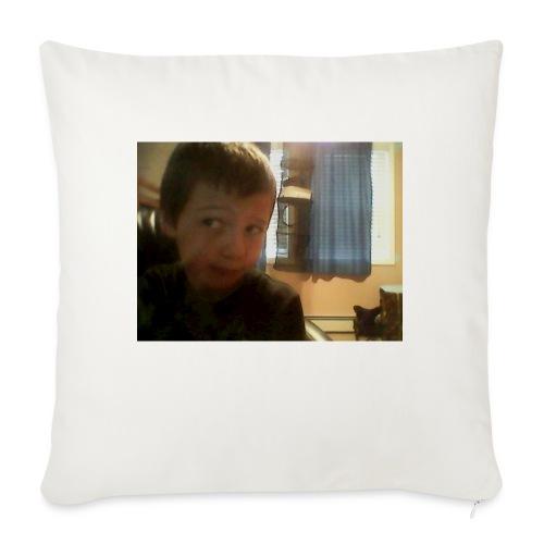 "filip - Throw Pillow Cover 18"" x 18"""