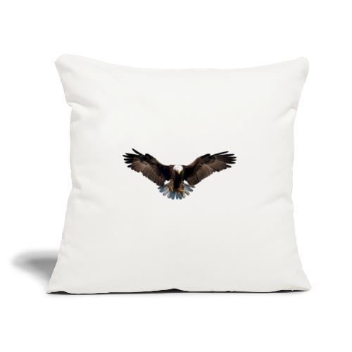 """FREE SPIRIT - Throw Pillow Cover 17.5"""" x 17.5"""""""