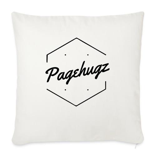 """base logo - Throw Pillow Cover 18"""" x 18"""""""