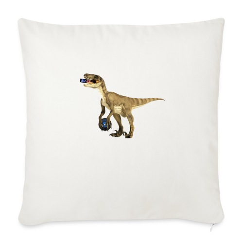 "amraptor - Throw Pillow Cover 18"" x 18"""