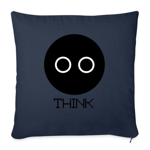 "Design - Throw Pillow Cover 18"" x 18"""