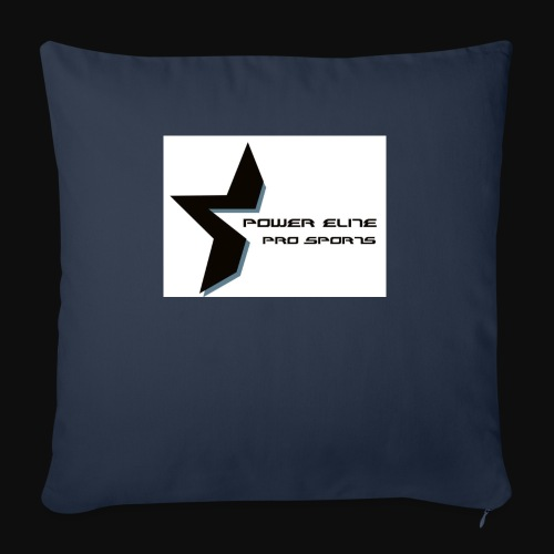 """Star of the Power Elite - Throw Pillow Cover 18"""" x 18"""""""