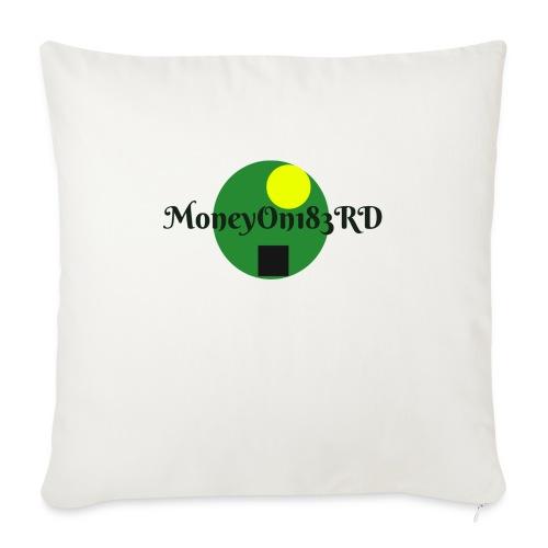 """MoneyOn183rd - Throw Pillow Cover 18"""" x 18"""""""