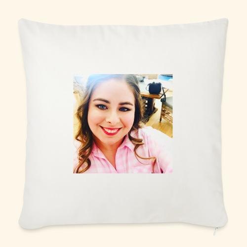 """AussieGirlGamer - Throw Pillow Cover 18"""" x 18"""""""