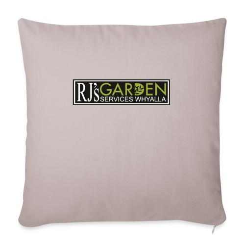 """WHYALLA GARDENING - Throw Pillow Cover 18"""" x 18"""""""